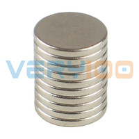 Wholesale 50pcs mm x mm Super Strong Round Rare Earth Neodymium Magnets Magnet N35 order lt no track
