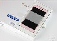 Huawei Ascend P7 Quad-Core de 8.0 megapíxeles + 13.0MP 5 pulgadas 2GB + 16GB LTE de 1,8 GHz cámaras 4G 1920 * 1080 Blueteech 4.0 teléfonos inteligentes envío de DHLfree