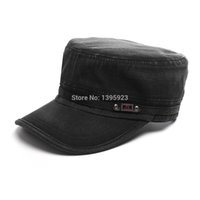 Ball Cap military caps hats - Hot Sale Adjustable Cotton Gatsby Newsboy Driving Baseball Caps Golf Flat Military Hats Men Women Outdoor Travel Sun Hat