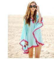 Cheap 2015 Summer Casual Dress Swim Beach Dress Fashion Women's Swimsuit Bikini Swimwear Cover Ups Sexy Beachwear Sarong Beach Pareo