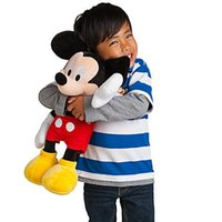 minnie mouse plush - cm Hot Sale Lovely Mickey Mouse Minnie Stuffed Animal plush Toys Children s Gift Boys Mickey Style