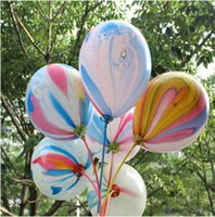 ball suppliers - Inches Colorful Clouds Latex Balloons Wedding Birthday Party Decorations Holiday Party Suppliers Latex Balls