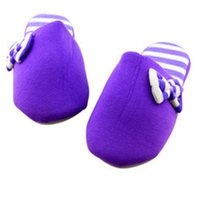 america exports - New Winter Trade Cotton Slippers Bow Export To Europe And America Large Size Shoes CS9103