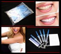 Cheap 50Packs lot 50ML Teeth Whitening Tooth Bleaching Kit 35% Peroxide Dental Professional Bleaching System Gel MY322