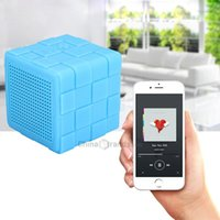 2015 hot selling b13 mf silicone magic cube bluetooth 40 wireless mini portable bluetooth speaker for home office travel best office speakers