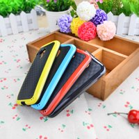 Wholesale Moto G TPU PCFashion Durable TPU PC Protective Case for Moto G Red Black yellow blue