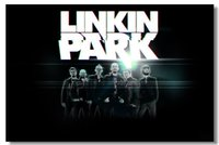 band stickers custom - Hot Linkin Park Rock Band Classical Stylish Custom Fashion Tatoo On Poster Print Size x76 cm Wall Sticker U1