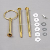 Wholesale Fruit cake stand handle heavy plate metal rod accessories order lt no track
