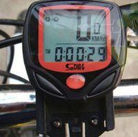 Wholesale Waterproof LCD Odometer Bike Computer Bicycle Speedometer