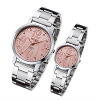 beautiful hong kong - Hong Kong authentic steel belt table only beautiful digital lovers watch personality water resistant quartz watch