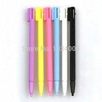 Comercio al por mayor Touch-Pen para NDS Lite Touch bolígrafo para NDSL 100pcs lápiz óptico repelace / lot