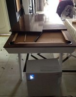 Wholesale two in one billiard table dining table