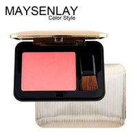 beauty agents - poetry light lotus beauty gentle blush makeup makeup brand agent manufacturers M8004