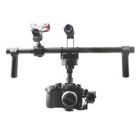 Wholesale F16773 HG3D Axis Brushless Handheld Gimbal DSLR Camera Mount Stabilizer for GH3 GH4 Nex N T R A5000 A6000 A7 Mini SLR FPV
