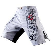trasporto libero Hayabusa pantaloncini mma 100% originali migliore qualità, pantaloncini MMA sublimati economici personalizzati o all'ingrosso