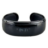Cheap BT999 Smart Watch Wristbands Bluetooth Bracelet LED Vibrating Bangle Speaker Phone Call Handsfree Contacts SMS Sync for iphone android phone