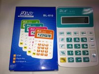 Wholesale Dual power calculator Office desktop tax calculator