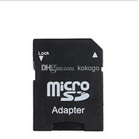 USB 2.0 computer camera - New Micro SD Adapter For Transflash TF Micro SD Card Memory Card Reader SDHC For Mobile Cell Phone Computer Camera Table PC