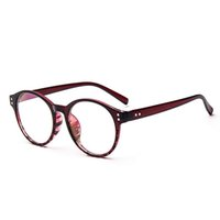 Wholesale 2016 NEW Oversize Retro Rice Nail Glasses Frame Fashion Classic Brand Designer Eyeglasses Frame Women Reading Glasses Eyewear Frames