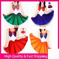 Sexy Costumes sexy halloween costumes - Halloween Sexy Costume Japan Anime Cosplay Dress Bowknot Sexy Sailor Moon Cosplay Costume Women Fantasia Lolita Costumes Girl Cosplay Dress