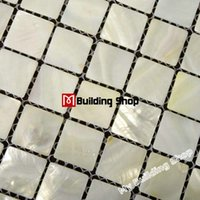 Wholesale Mother of pearl tile backsplash sea shell mosaic MOP013 kitchen wall tile mother of pearl tiles bathroom mosaic tile