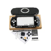 Wholesale Black High Quality Full Housing Repair Mod Case Button Replacement for Sony PSP