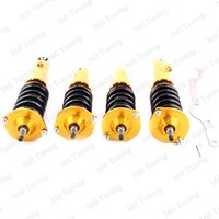 adjustable height suspension - Suspension Coilover Shock Absorbers For Mazda Miata MX5 NA NB Damper Car Accessories Golden Way Adjustable Height Camble