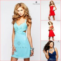 Cheap New Lace Knee Length Dress Short tight cross strap simple classic design elastic fabric
