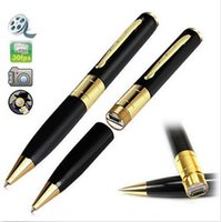 Wholesale Fashion Mini HD USB DV Camera Pen Recorder Hidden Security DVR Cam Video Spy
