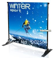 pop up booth - Trade Show TELESCOPIC Pop Up Booth Banner Stand to USA Europe Australia Canada