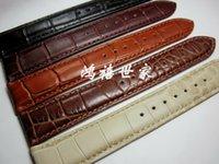 Wholesale High Grade mm mm Genuine Leather Watch Band Strap Bracelet