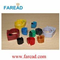 FRD072 Bague Pied électronique Bague colombe pied / RFID, l'étiquette de gestion des animaux, balise de suivi, l'identification de l'identification des animaux