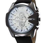 Unisex big face clock - 2015 arrivals V6 Fashion casual big face Quartz Men Watch sport Wristwatch Dropship silicone Clock Fashion Hours Dress Watch CHRISTMAS GIFT