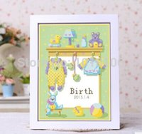 Wholesale Baby clothes Cross Stitch Home Decoration Crafts Cross Stitching kits