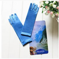 Cheap Frozen Elsa Gloves Best Full Finger Gloves