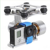 Wholesale 2015 NEW Special aerial FPV Gopro3 dog brushless yuntai Gopro applies two axial brushless yuntai DJI elves