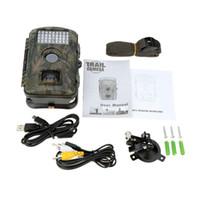 Wholesale Original nm IR LED Night Vision Video Recorder MP HD Digital Infrared Scouting Trail Camera Wildlife Hunting Camera