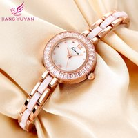 Casual Women's Not Specified 2015 new Kimio  kimio Bracelet Watch counter genuine female header full diamond shell Dial watches for women