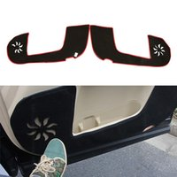 Wholesale 4 Set New Car Styling Door Protector Side Edge Protection Pad Mat For Toyota Highlander Interior Accessories