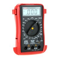 analog frequency meter - UNI T Multimetro Precise Palm Size Digital Multimeters W Frequency Test Analog LCR Meter Ammeter Multitester UT30F