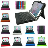 Wholesale Wireless Bluetooth Keyboard Stand Leather Case Cover For Apple ipad Air th inch with Auto Sleep wake