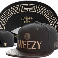 best beanie - CAYLER SONS C S Goldie Cap Cayler and Sons C S Goldie Weezy Hats Best Quality Snapback Cap Beanie Strapback Cap Headwear Black