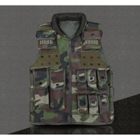 airsoft vest - Military Airsoft Tactical Hunting Combat Vest Police Vest With Velcro Patch