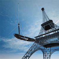 Wholesale 5M Cable Powerful wavelength GP antenna for Watt FM transmitter order lt no track