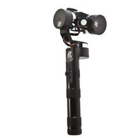 Wholesale ZhiYun Z1 PRO Axis Handheld Brushless Stabilizing Gimbal Camera hand steadycam for GoPro