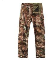Wholesale Free Ship Waterproof Realtree AP Camo Hunting Pant Camouflage Hunting Clothes Hunting trousers Fishing pant Fashion Camo Pants