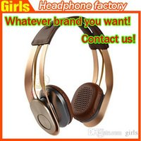 syllable wireless bluetooth headphones - Syllable G700 Wireless headphones Bluetooth Hi Fi Headset with NFC Function Metal Shell Bass and Noise Canceling Headphone girls