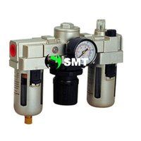 auto drain valves - A series air treatment units model ac3000 with auto drain FRL COMBINATION solenid valves and coils