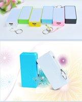 Cheap 5600 mah 5600mah Fragrance Perfume Portable Power Bank 5600mah Emergency External Battery Charger for Iphone 6 4S 5 5S 100pcs