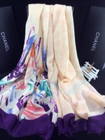 Wholesale 2014 Autumn and winter scarves mirage big star models in Europe and America scale mixed cashmere scarf shawls